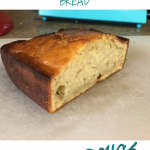 Not-so-perfect Banana Bread